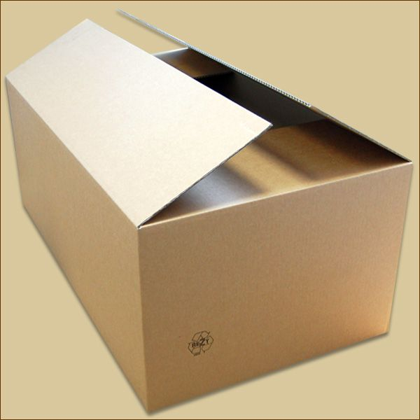 Faltkarton 910 x 520 x 370 mm Versandkarton einwellig