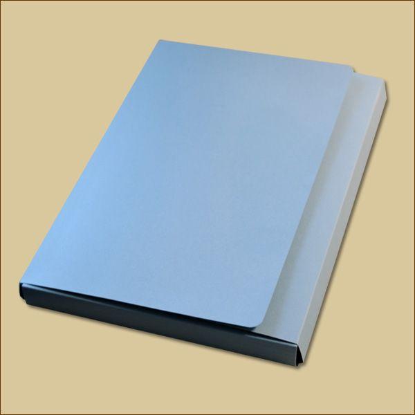 Jurismappen 320 x 228 x 30 mm Einschlagmappen aus Archivkarton