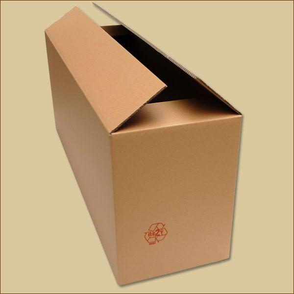 Faltkartons 1000 x 300 x 400 mm Versandkarton zweiwellig