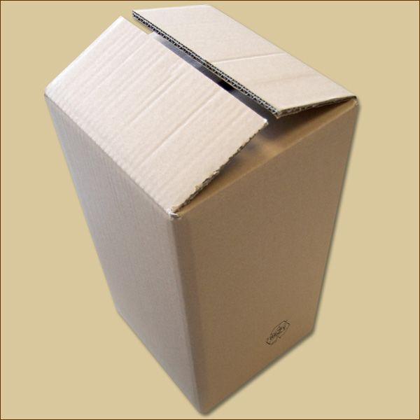 Faltkarton 200 x 191 x 371 mm Versandkarton zweiwellig