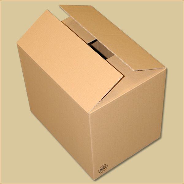 Faltkarton 390 x 290 x 340 mm Versandkarton einwellig