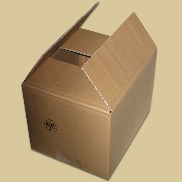 Faltkarton 190 x 150 x 140 mm Versandkarton einwellig
