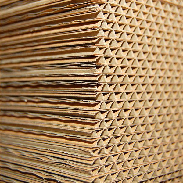 Wellpapp Zuschnitte 800 x 1200 mm C-Welle Formate