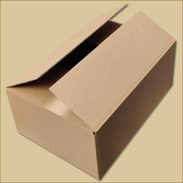Faltkarton 420 x 280 x 158 mm Versandkarton einwellig