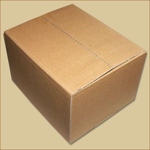 Faltkarton 200 x 160 x 120 mm Versandkarton einwellig