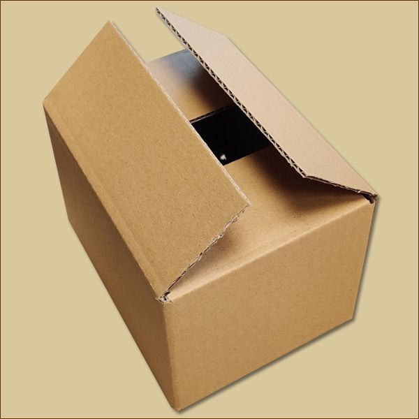 Faltkarton 160 x 120 x 100 mm Versandkarton einwellig