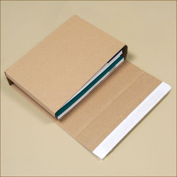 Faltschachtel 217 x 155 x 50 mm Buchverpackung A5 Sonderpreis