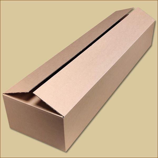 Faltkarton 990 x 260 x 160 mm Versandkarton einwellig