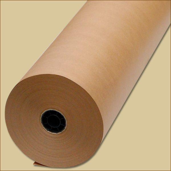 Packpapier Natron Rollen 1200 mm, 24 kg 70 g/qm Natronpapier