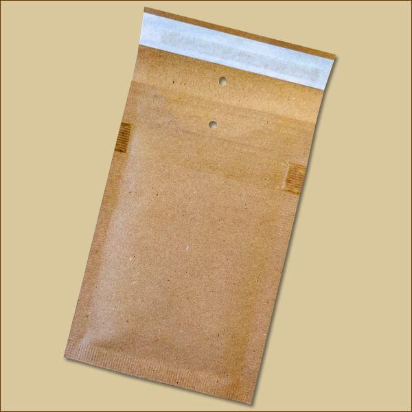 Luftpolstertaschen ECO Gr. A/1 DIN A6 braun Versandtaschen