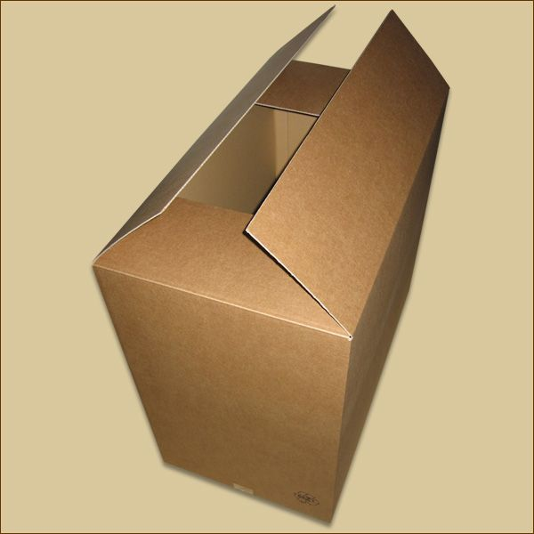 Faltkarton 755 x 425 x 690 mm Versandkarton einwellig