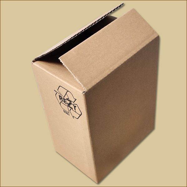 Faltkarton 146 x 98 x 183 mm Versandkarton einwellig
