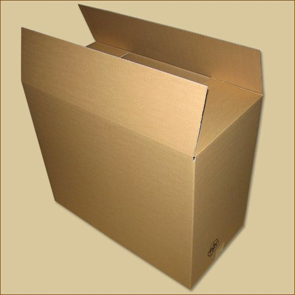 Faltkarton 600 x 300 x 500 mm Versandkarton einwellig