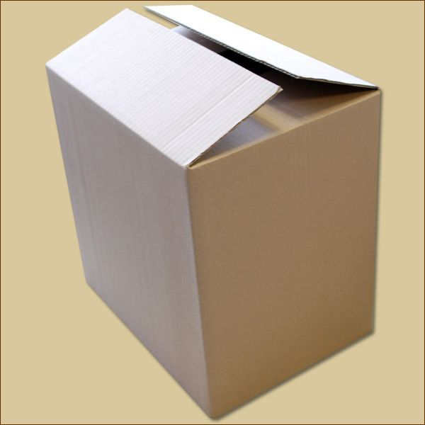Faltkarton 400 x 300 x 400 mm Versandkarton einwellig