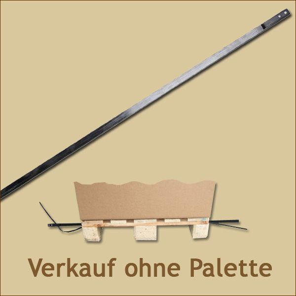 Palettierstab Palettiernadel 130 cm ROT oder SCHWARZ