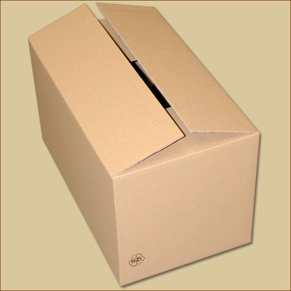 25 Faltschachteln 240 x 170 x 150mm Kartons Kartonagen Versandkartons