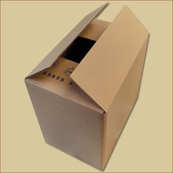 Faltkarton 294 x 197 x 277 mm Versandkarton zweiwellig
